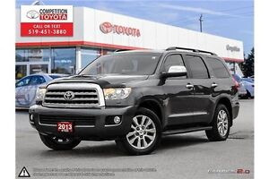2013 Toyota Sequoia Limited 5.7L V8 One Owner, No Accidents,...