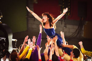 FEIST : THIS FRIDAY - GREAT FRONT ROW FLOOR TICKETS FOR SALE !!!