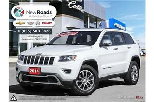 2014 Jeep Grand Cherokee Limited LIMITED | HTD WHEEL, HTD LTHR