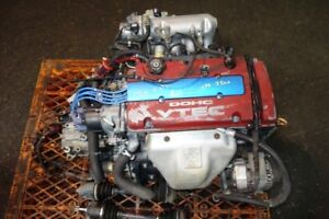 JDM Honda Prelude Accord Euro-R H22A DOHC VTEC Engine 5Speed