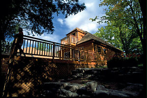 Timber Post & Beam Cottage/Cabin or small Home (Building Only)