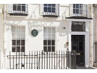 Cool and modern Office Space in Mayfair (W1J) - Serviced, large & small units