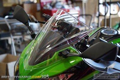 Motodynamic Race Series Windscreens Windshield Kawasaki Ninja 300 2013-17 CLEAR
