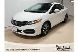 2015 Honda Civic EX - Bluetooth | Sunroof | Htd Seats