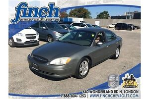 2001 Ford Taurus SEL SOLD AS IS / AS TRADED