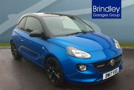 VAUXHALL ADAM 1.2i Energised 3dr (blue) 2017