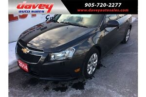 2014 Chevrolet Cruze 1LT REMOTE STARTER, BLUETOOTH, CRUISE CO...