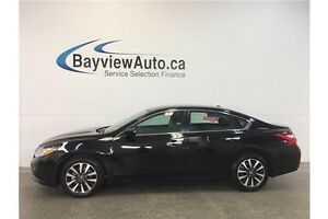 2016 Nissan ALTIMA SV- 2.5L! ALLOYS! HEATED SEATS! DUAL CLIMATE!