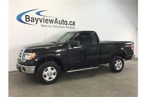2011 Ford F150 XLT- 5L COYOTE! 4x4! REGULAR CAB! SYNC! LOW KM!