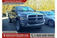 2004 Dodge Ram 1500 ST w/- Off Road Tires & Lower Kilometers