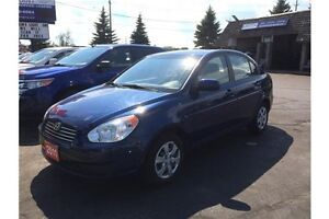 2011 Hyundai Accent GL LOW kms!!!!