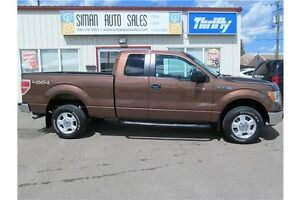 2011 Ford F-150 XLT XLT* 4X4*Low Km