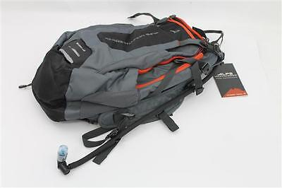 ALPS Mountaineering Hydro Trail 15 Hydration Hiking Backpack Black/Orange