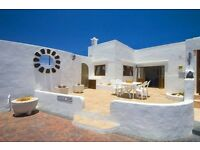 BEAUTIFUL VILLA IN RURAL LANZAROTE, CANARY ISLANDS