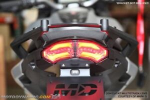 2010 - 2014 Ducati Multistrada 1200 Sequential LED Tail Light