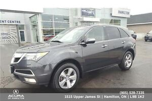 2013 Acura MDX Technology Package Technology Package