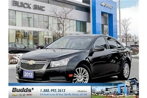 2012 Chevrolet Cruze LT Turbo SAFETY AND E-TESTED