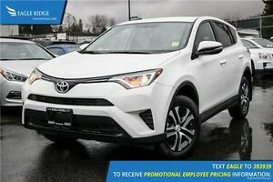 2016 Toyota RAV4 LE AM/FM Radio and Air Conditioning
