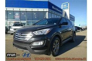2016 Hyundai Santa Fe Sport Premium AWD heated steering wheel