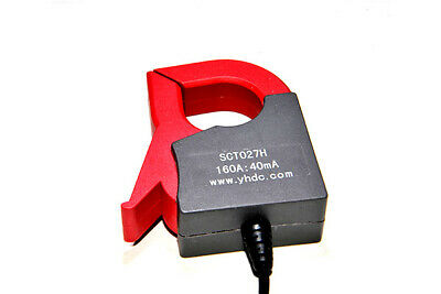 Yhdc Split Core Current Transformer Sct027h 160a40ma 3