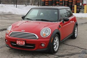 2013 Mini Hatch Cooper | ONLY 42K | CERTIFIED + E-Tested