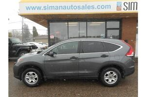 2014 Honda CR-V LX Exceptional Value