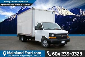 2014 Chevrolet Express 3500 1WT LOCAL, NO ACCIDENTS, LOW KM'S