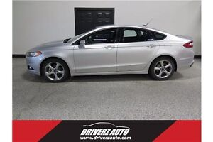 2015 Ford Fusion SE MY FORD TOUCH, ECO BOOST, SMOKE/PET FREE