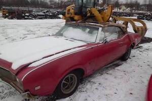 ISO 60's - 70's Convertible Project Car