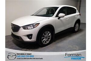 2013 Mazda CX-5 GT - Htd Leather | Bluetooth | Navi