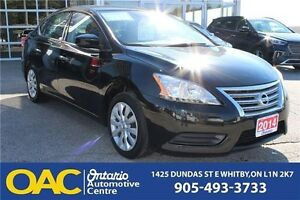 2014 Nissan Sentra BT | HEATED SEATS | POWER SEATS & LOCKS