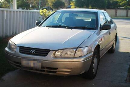 2000 Toyota Camry Sedan Automatic Wilson Canning Area Preview
