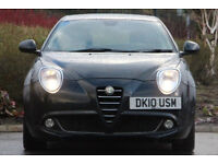 2010 Alfa Romeo MiTo 1.4 TB MultiAir 135bhp ( s/s ) 2010MY Lusso PX WELCOME