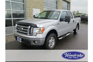2012 Ford F-150 XLT 5L V8, CLOTH, TOW, SYNC