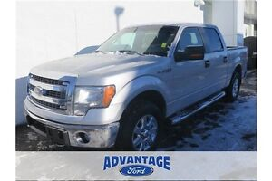 2013 Ford F-150 XLT EcoBoost.