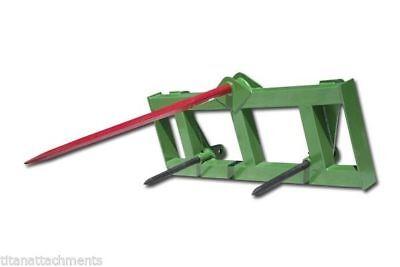 Titan Hd Global Euro 49 Hay Spear 2 Stabilizers Fit John Deere Tractor Loader