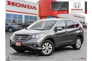 2014 Honda CR-V EX-L LEATHER INTERIOR | REAR VIEW CAMERA WITH...