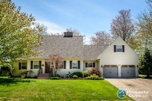 Gorgeous Cape Cod style 5 bed home on corner lot