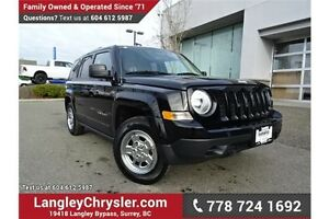 2015 Jeep Patriot Sport/North LOCALLY DRIVEN & ONE PREVIOUS O...