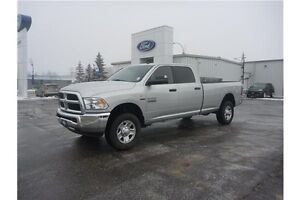 2014 RAM 2500 SLT PST PAID!! LOW KMS!!