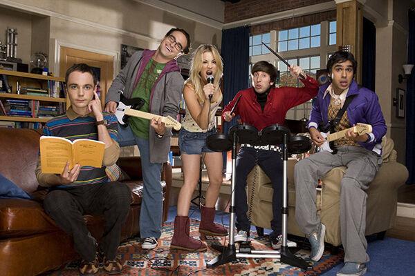 Was können Sie von The Big Bang Theory lernen?