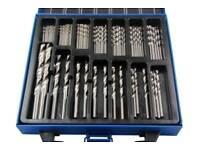 BERGEN Tools 99pc Metric HSS Drill Bit Set