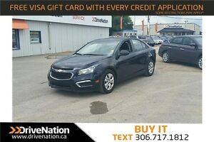 2015 Chevrolet Cruze 2LS LOW KMS! NO Accidents!