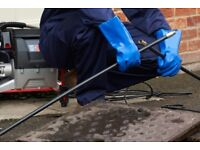 BLOCKED DRAIN/DRAINAGE CLEANING, Toilet, Shower, Bath, Sink, Manhole, Sewer Unblocking Service
