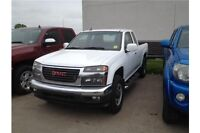 2012 GMC Canyon double cab, 4WD, automatic