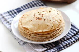 Fresh Tawa Roti Available