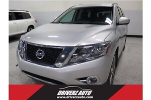 2014 Nissan Pathfinder Platinum,  HEATED/COOLED SEATS,  NAV