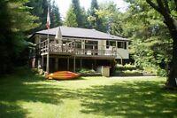 3 Bedroom Lakefront Cottage in Muskoka