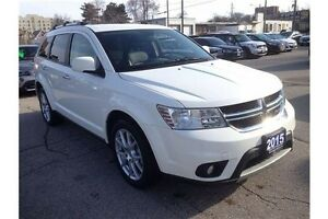 2015 Dodge Journey R/T R/T !! AWD !! LEATHER !! 8.4 TOUCH SCR... Kitchener / Waterloo Kitchener Area image 8