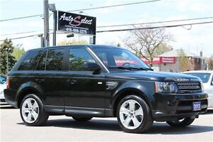2013 Land Rover Range Rover Sport AWD